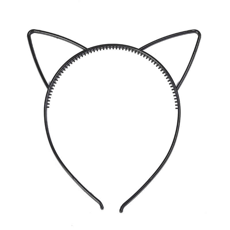 Fashion Cat Ears Headband Hair Hoop For Kids Baby Birthday Party Sexy Head Band Hairbands Hair Accessories Low Price Wholesale