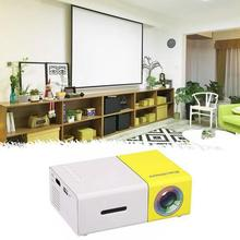 цена на Portable Mini LED Projector Android WIFI Cinema Movie Video HD Home Theater Office Multimedia Beamer Proyector