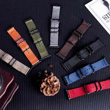 Nylon Fabric Band for Apple Watch 2