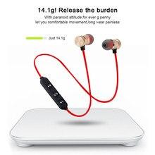 Bluetooth fone de ouvido 5.0 sem fio fones estéreo esportes magnético para xiaomi 7 8 9 redmi nota 7 8 k30 k20 pro