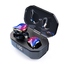 Bluetooth 5.0 6D Surround G01  Earphone Touch Control TWS Wireless Earbuds HIFI Stereo Earphones 700mAh Charging Compartment