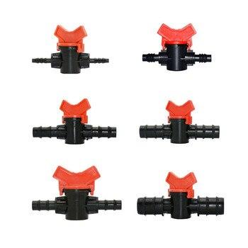 1/4″ 3/8″ 1/2″ 3/4″ Garden tap DN15 DN20  irrigation water valve Mini Valve waterstop connectors Garden hose adapter 1pcs