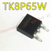TK8P65W TO-252 8P65W TK8P65 en Stock Transistor MOSFET n-canal isc(China)