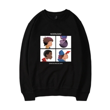 LUCKYFRIDAYF 2017 Stranger Things Hip Hop Casual Sweatshirt Men Hoodie Winter Mens Hoodies Sweatshirts Tracksuit
