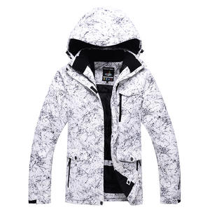 Coats Snow-Jackets Snowboarding Skiing Waterproof Winter Outdoor And Men Wear Wear-30degrees