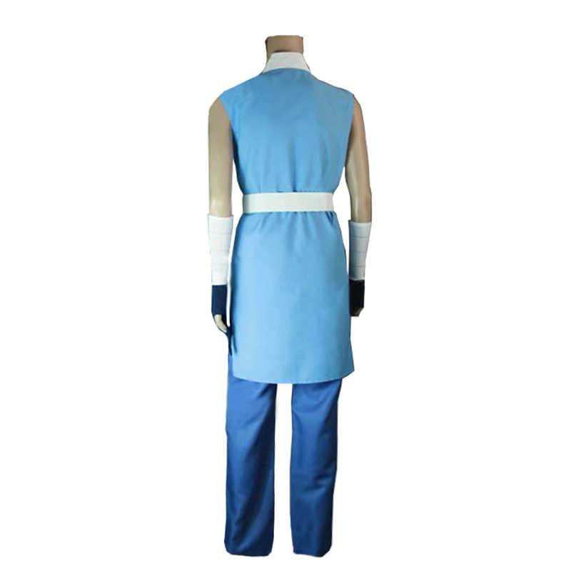 Anime Avatar The Last Airbender Sokka Anime Cosplay Costume Uniform