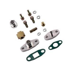 Image 5 - Manifold+Turbo charger for Nissan Safari Patrol TD42 TD42T1 GQ GU Y60 T3 T4 T04E Turbocharger .63 A/R .5A/R Internal Wastegate