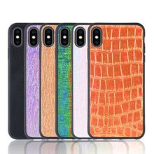 Leather Luxury Case For Iphone 7 8 Plus Iphon Cover For X Xs Max Iphonex Apple Xr Tpu Iphone8 Cases Phone Shell Soft Touch цена 2017
