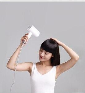 Image 4 - Originale zhibai capelli Mi asciugatrice mi ni Anione Portatile HL3 1800W 2 Velocità Temperatura Asciugacapelli per i Viaggi