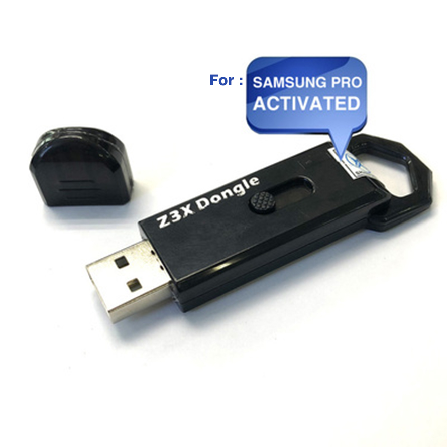 2019 Original New Z3X Pro Set Dongle Activated For Samsung And Pro Key Without Cable
