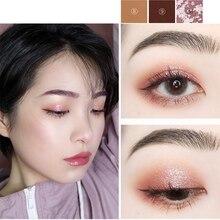 9 colors Glitter Eye Shadow Profesional Matte Long Lasting Waterproof Natural Makeup Palette Comestic Maquiagem