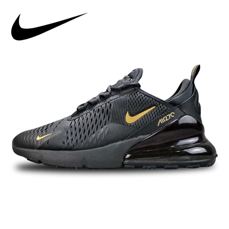 Original Authentic Nike Air Max 270 Men's Running Shoes Sport Outdoor Comfortable Sneakers Athletic Designer Footwear AH8050