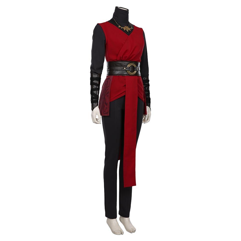 Star Wars Jedi:Fallen Order-Nightsister Merrin Cosplay Halloween Costume Suit
