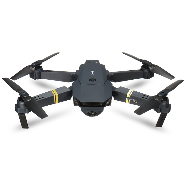 Jd-19 Folding Quadcopter Jy019 Unmanned Aerial Vehicle WiFi Mobile Phone Control Set High Aerial Remote-control Aircraft