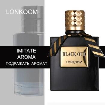OUD Wood Men Eau De Toilette Water 100ml Commute Daily Original men's perfume For Women Woody Aromatic Fragrance Antiperspirant 1