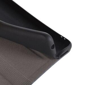 Image 3 - Drewna ziarna skórzany futerał na telefon PU do OPPO Realme 8 Pro 4G etui z klapką do OPPO Realme 8 4G etui na portfel, miękkie silikonowe tylna pokrywa
