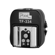 TF 334 Spare Parts Studio Light Replacement Camera Flash Accessory Photography Hot Shoe Adapter With Pc Port For Sony A7 RX1