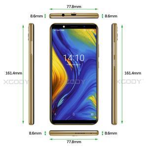 Image 4 - XGODY Mate RS 3G смартфон с 6 дюймовым дисплеем, 18:9, ОЗУ 1 ГБ, ПЗУ 8 ГБ, 2800 мАч, Android 8,1