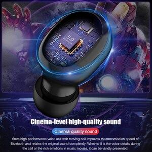 Image 4 - TWS G6S Tai Nghe Không Dây 8D Stereo Bluetooth Tai Nghe 5.0 Màn Hình Hiển Thị LED Tai Nghe IPX7 Chống Nước Earburd 3500MAh Dành Cho Iphone