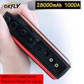 Пусковое устройство GKFLY  мощное  28000 мА/ч  1000А  водонепроницаемое  пусковое устройство  внешний аккумулятор 12 В  автомобильное зарядное устро...