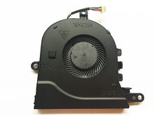 Novo ventilador do portátil para dell latitude 3590 l3590 e3590 15 5570 5575 ventilador de refrigeração