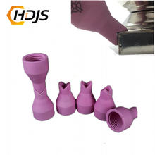 10 шт/qq150 утолщенные газовые сопла керамические защитные чашки