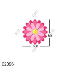 Nuovo Fiore di Legno die Scrapbooking C2096 Fustelle