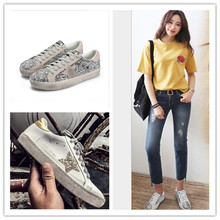 2020 New Women Casual Sneakers Fashion Breathble Vulcanized Shoes Pu leather Platform Lace up Tenis Feminino Zapatos De Mujer(China)