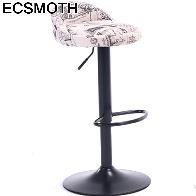Ikayaa Tabouret Comptoir Sedie Sedia Stoelen Barkrukken Taburete De La Barra Stoel Cadeira Stool Modern Silla Bar Chair