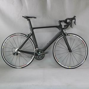 Image 1 - 完全なバイク 700C カーボンファイバーロードバイク完全な自転車カーボンサイクリング bicicletta ロードバイク市 4700 20 速度 bicicleta