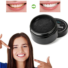 YOURWAYS 30g Teeth Whitening Oral Care Charcoal Powder Natural Activated Charcoal Teeth Whitener Powder Oral Hygiene