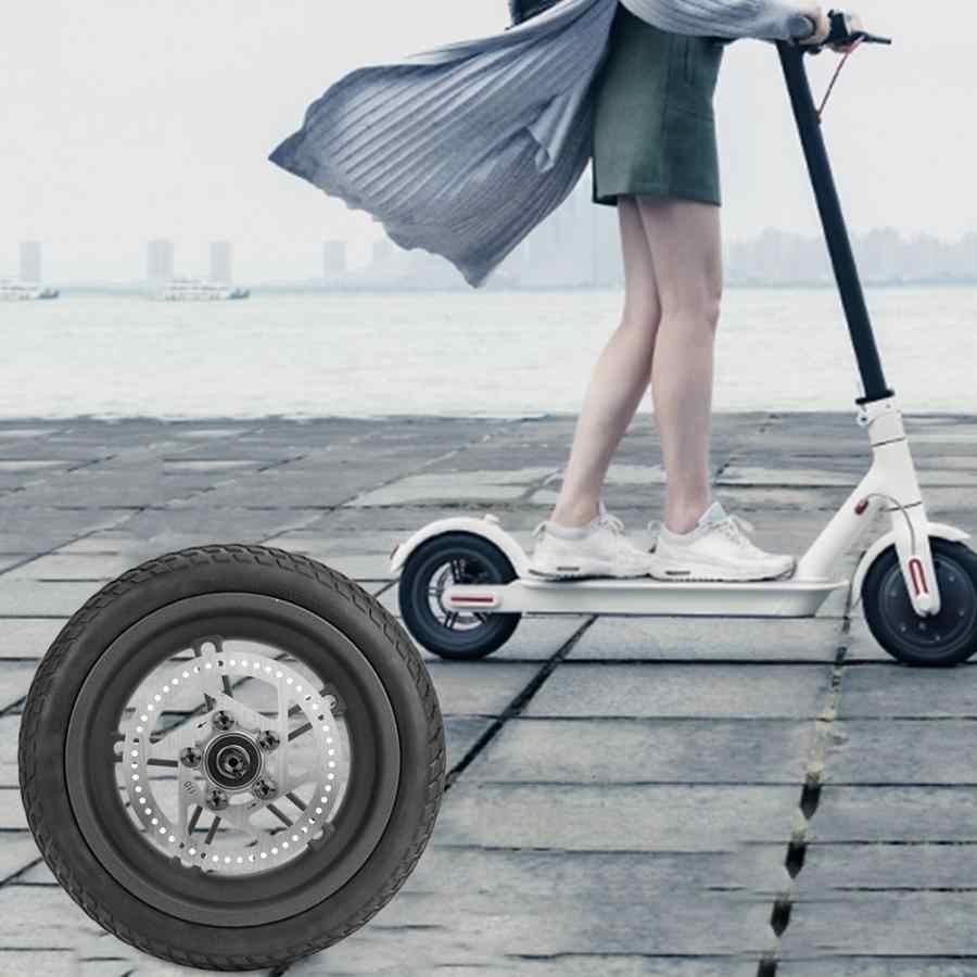 後輪タイヤディスクブレーキタイヤ xiaomi Mijia M365 電動スクーターユニバーサル空気圧タイヤディスクブレーキアクセサリー