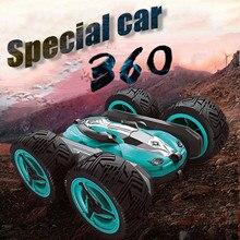 RC Car 2.4G 4CH Stunt Drift Deformation Buggy Car