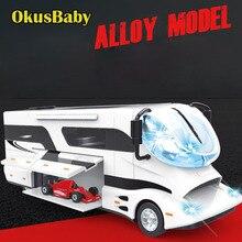 Сплав звук и светильник оттягивающийся назад раздвижная детская Игрушечная модель автомобиля Vhicle Грузовик Мотор детский светодиодный игрушки с открытыми дверями