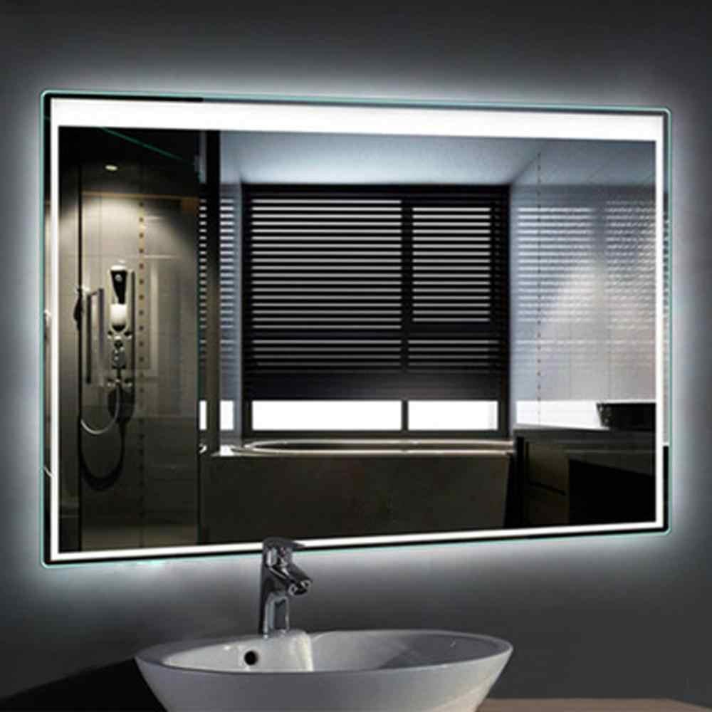50cm 1m 2m 3m 4m 5m Makeup Mirror Light 5v Usb Powred Backlight Led Strip For Makeup Vanity Cabinet Mirror Decoration Lighting Aliexpress
