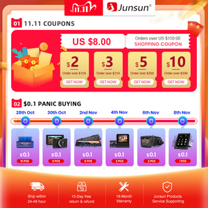 Image 2 - Junsun V1 2G+32G Android 10 Car Radio Multimedia Video Player Navi GPS For Haval Hover Great Wall H5 H3 2011 2016 2din