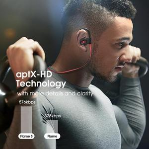 Image 2 - Mpow alev S Bluetooth 5.0 kulaklık aptx hd kablosuz kulaklıklar ile 12H oynatma IPX7 su geçirmez spor kulaklıklar iOS android