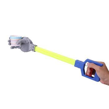 56cm Robot Claw Hand Grabber Grabbing Stick Kid Boy Toy Robot Hand Wrist Strengthen DIY Robot Grab Toys 4