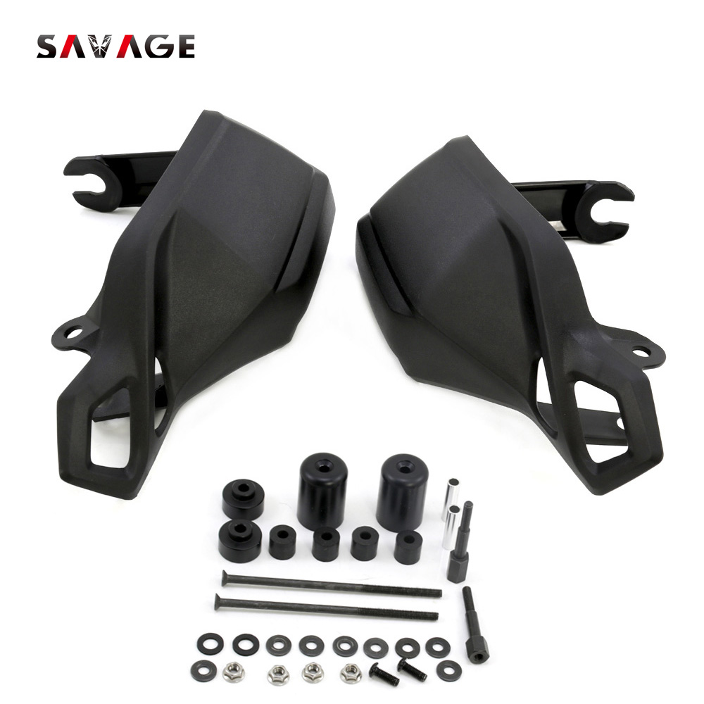 For Suzuki <font><b>V</b></font>-<font><b>Strom</b></font> DL1000 2014 - 2019 hand guard Motorcycle handguards Handlebar Guards <font><b>DL</b></font> <font><b>1000</b></font> <font><b>V</b></font> <font><b>Strom</b></font> 2015 2016 2017 2018 image