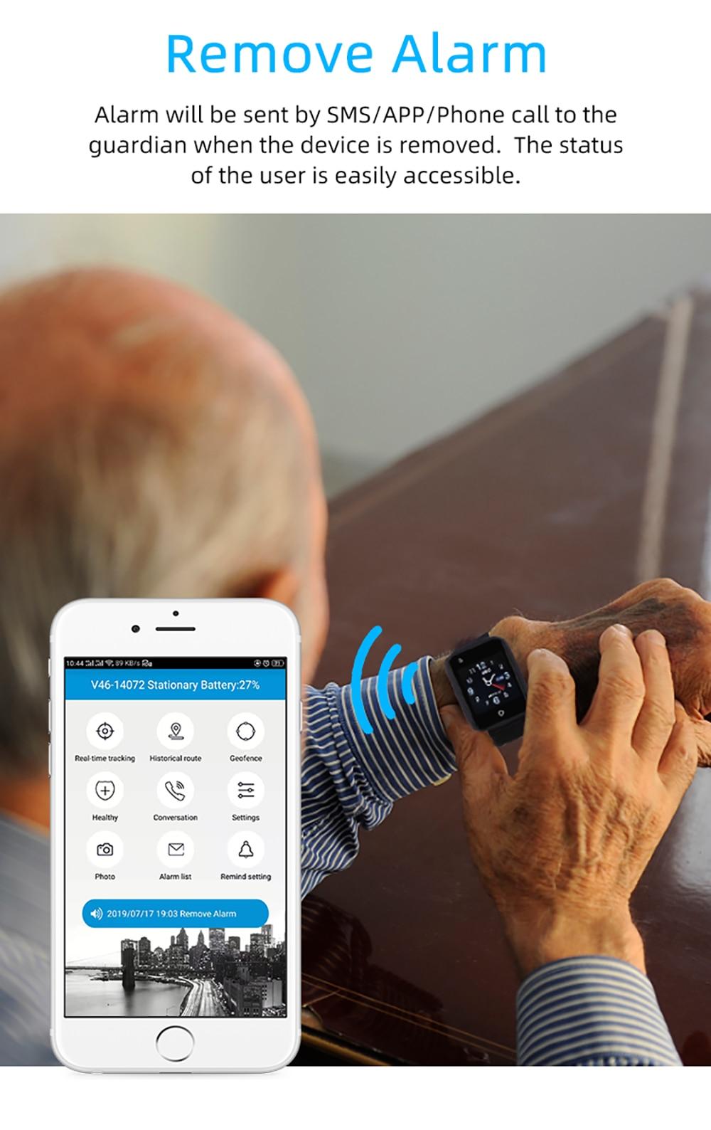 V46 4G GPS Smart Watch (9)