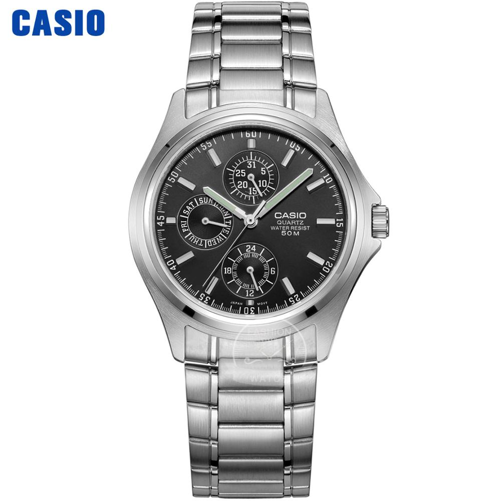 Casio watch men top luxury set quartz watche 50m Waterproof Luminous men watch Sport military wrist Watch relogio masculino1246D