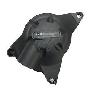 Image 2 - אופנועים מנוע כיסוי הגנת מקרה עבור GB מירוץ מקרה עבור ימאהה YZF600 R6 2006 2019