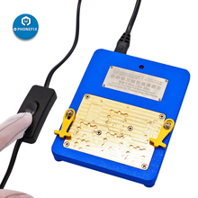 Mechaniker IX5 MAX 6 IN 1 Vorwärmen Plattform Motherboard Reparatur Halter für iPhone X/XS/XSMAX/11 /11Pro/11Pro Max Chip Positionierung