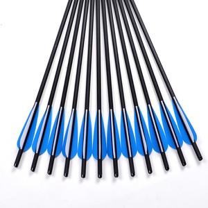 """Image 3 - 12pcs/sold Crossbow Bolt Arrows13.5""""16""""20"""" 22"""" Crossbow Mix Carbon Arrow, Factory price, Free Shipping"""