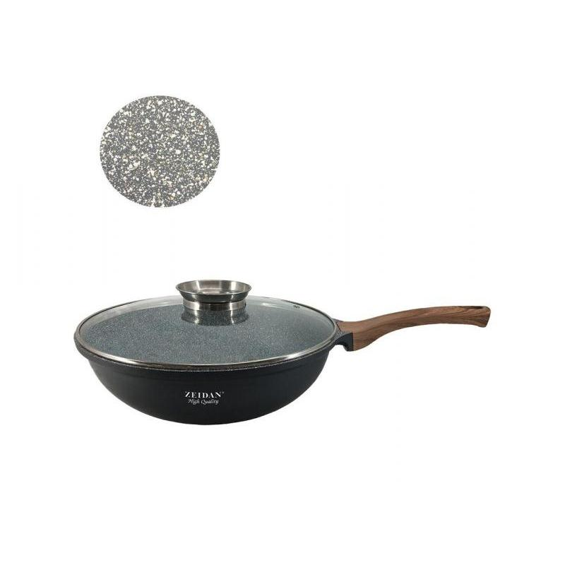 Frying Pan-wok ZEIDAN, 30 Cm