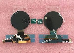 Image 1 - 1.2 Inch 24P HD AM OLED Màu Sắc Màn Hình Tròn AUO W022 Asic Ổ IC 390*390 Mipi + giao Diện SPI