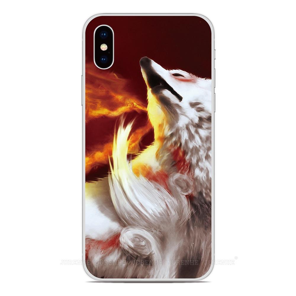Print 2019 Art Wolf Silicone Soft TPU Phone Case For LG K50s K40s K20 K30 K40 K50 Q60 X2 G8X G8S V60 Thinq K61 K51S K41S Cover