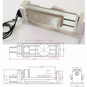 Image 5 - CNC 5 axis Rotary axis plate type for cnc router milling machine kit