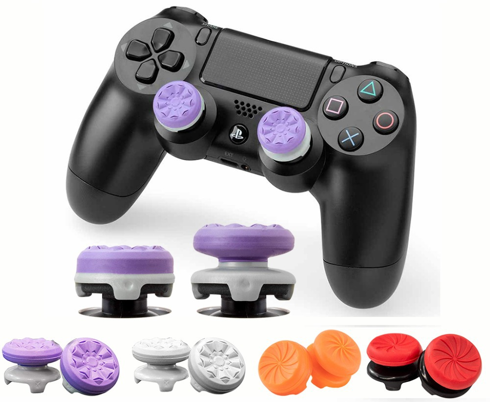 Universal PS4 Thumbstick Cover FPS Handle Rocker Cap Non-slip Cap For PS3 / XBOX 360 / PS4 / Switch Pro Gamepad Controllers image