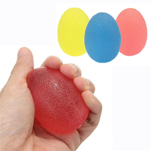 Silicone Fitness Hand Expander Gripper Strengthen Trainer Stress Power Ball Egg